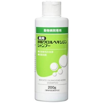 フジタ製薬 薬用酢酸クロルヘキシジンシャンプー 200g