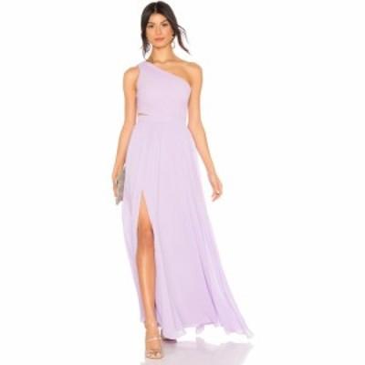 エヌビーディー NBD レディース パーティードレス ワンピース・ドレス Australis Gown Lilac