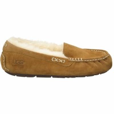 アグ UGG レディース スリッパ シューズ・靴 Australia Ansley Slippers Chestnut