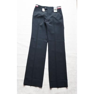 スラックス アーノルドパーマー 黒 ウエスト80cm ポリエステル メンズファッション 昭和レトロ 60年代70年代 日本製