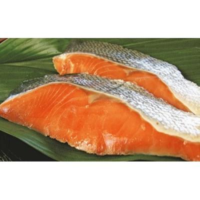 紅鮭・銀鮭の切身(各10切)