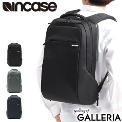 【商品レビューで+5%】【日本正規品】インケース リュック Incase Icon Slim Pack Nylon アイコンスリムパック ナイロン 14.5L
