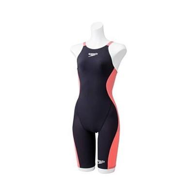 Speedo(スピード) 競泳水着 S・Drake Kneeskin エス・ドレイクニースキン 水泳 レディース SCW11905F サイコレッド S