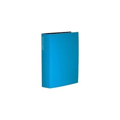 セキセイ フォトアルバム(高透明) Lサイズ240枚収容 KP‐240‐10‐BU (ブルー)