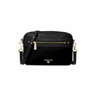 マイケルコース レディース ハンドバッグ バッグ Jet Set Charm Crossbody Bag - Large Black