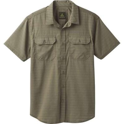 プラーナ メンズ シャツ トップス Prana Men's Cayman SS Shirt