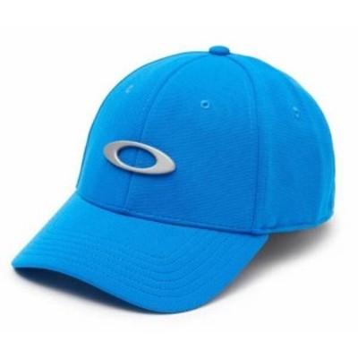 オークリー メンズ 帽子 アクセサリー Oakley Men's Tincan Golf Hat Ozone