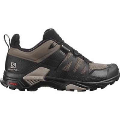 サロモン メンズ スニーカー シューズ X Ultra 4 Hiking Shoe Bungee Cord/Black/Vintage Kaki