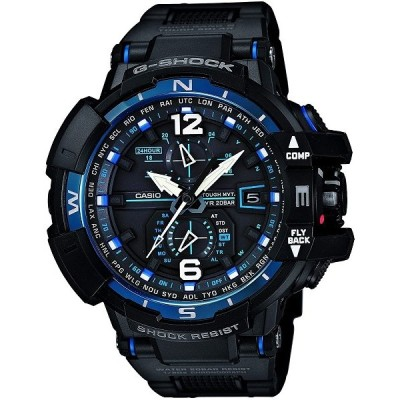 CASIO カシオ GW-A1100FC-1AJF G-SHOCK ジーショック 国内正規品 GRAVITYMASTER 電波ソーラー ブラック 腕時計