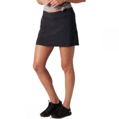 スマートウール Smartwool レディース ミニスカート スカート Merino Sport Lined Skirt Black