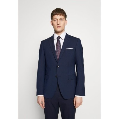 ジョープ ジャケット&ブルゾン メンズ アウター HERBY - Suit jacket - navy