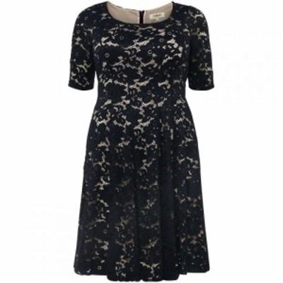 スタジオ8 Studio 8 レディース ワンピース ワンピース・ドレス Viola dress Navy