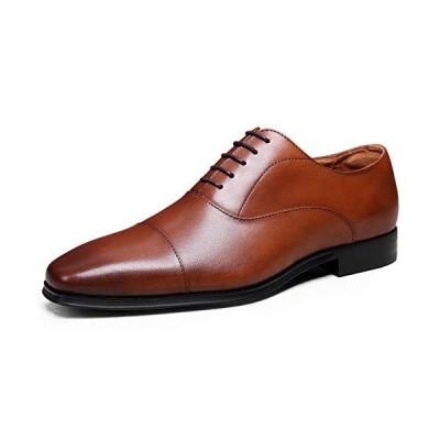 タレークス ロムリゲン Romlegen ビジネスシューズ メンズ 紳士靴 革靴 本革 高級靴 ストレートチップ 履きやすい ブラウン 27