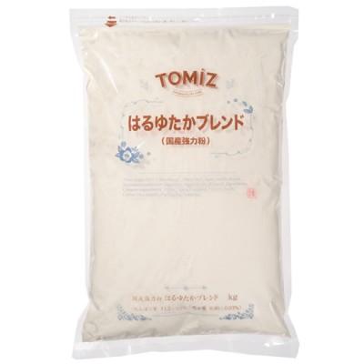 はるゆたかブレンド(江別製粉) / 2.5kg 小麦粉・ミックス粉・雑穀粉 国産小麦粉