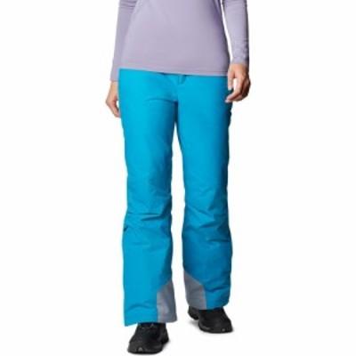 コロンビア Columbia レディース スキー・スノーボード ボトムス・パンツ bugaboo omni-heat snowboard pants Fjord Blue