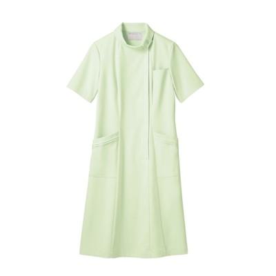 MONTBLANC 73-1896 ナースワンピース(半袖)(女性用) ナースウェア・白衣・介護ウェア