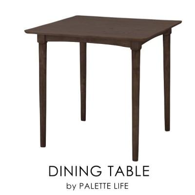 ダイニングテーブル おしゃれ 幅75 2人用 食卓机 正方形 木製 シンプル モダン 安い 母の日