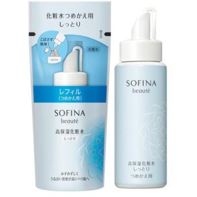 ソフィーナボーテ 高保湿化粧水 しっとり つめかえ 130mL
