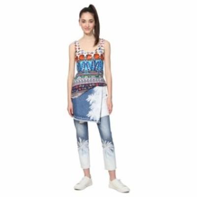 desigual デシグアル ファッション 女性用ウェア Tシャツ desigual georgina