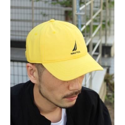 yield / 【NAUTICA】ノーティカ 6PANEL USA CAP ベースボールキャップ HR8401 MEN 帽子 > キャップ