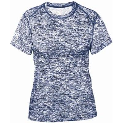 スポーツ用品 ベースボール Badger Womens Blend Shirt