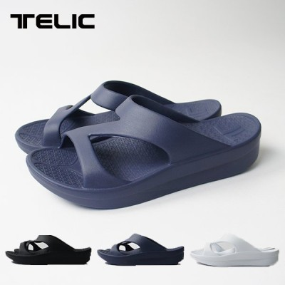 TELIC テリック / Z-STRAP ゼットストラップ (リカバリーサンダル / ビーチサンダル) (ルームサンダル) (レディース) (2021春夏)