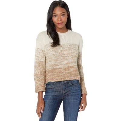 カーヴデザイン Carve Designs レディース ニット・セーター トップス Estes Ombre Sweater Caramel Fade