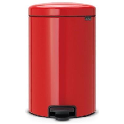 brabantia ペダルビン 20L RED 11860 パッションレッド ニューアイコン