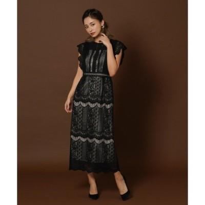 ドレス nicky wave lace dress