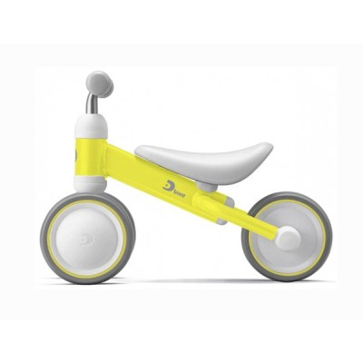 【ラッピング不可商品】アイデス ディーバイクミニプラス【03523】イエロー 乗用玩具D-bike mini+