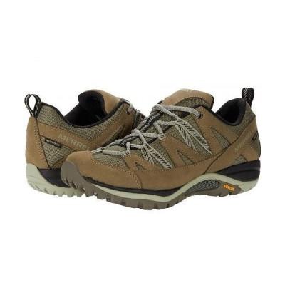 Merrell メレル レディース 女性用 シューズ 靴 ブーツ ハイキング トレッキング Siren Sport 3 Waterproof - Brindle/Tea