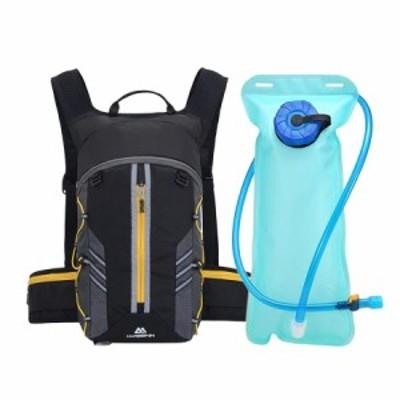 折りたたみ水和バックパック快適なリップ耐性防水バッグパックを実行するため.サイクリング.登山.キャンプ.サイクリング屋外