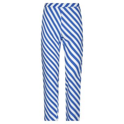 ドリス ヴァン ノッテン DRIES VAN NOTEN パンツ ブルー 40 レーヨン 96% / ポリウレタン 4% パンツ