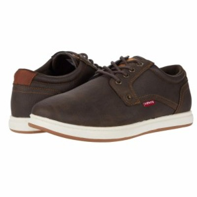 リーバイス Levis Shoes メンズ 革靴・ビジネスシューズ シューズ・靴 Arnold Tumbled WX UL/NB Brown/Tan