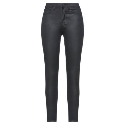 ゲス GUESS パンツ ブラック 24W-29L コットン 97% / ポリウレタン 3% パンツ