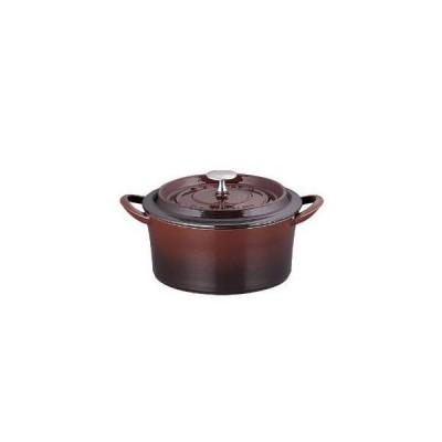 イシガキ産業 TKG ボンボネール ココット 15cm 茶 ABVB509 ABVB509