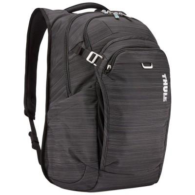 THULE メンズファッション リュック ナップザック Construct Backpack 24L Black スーリー 3204167