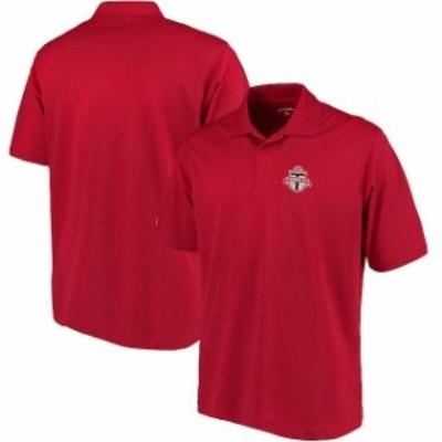 Antigua アンティグア スポーツ用品  Antigua Toronto FC Red Pique Desert Dry Xtra-Lite Polo