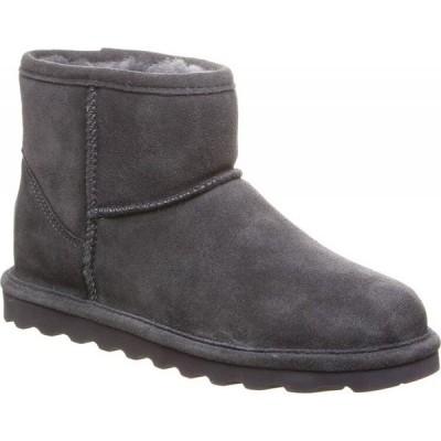ベアパウ Bearpaw レディース ブーツ シューズ・靴 Alyssa Boots charcoal