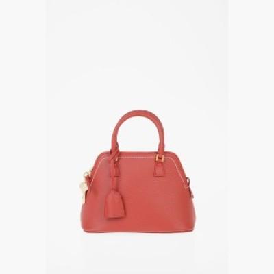 MAISON MARGIELA/メゾン マルジェラ Red レディース MM11 Leather Shoulder Bag dk