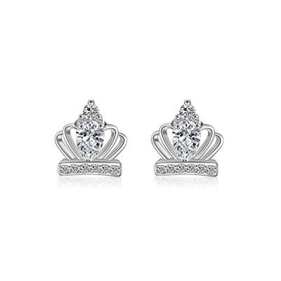 Ai.Moichien Women Stud Earrings Girls Vintage Jewelry 925 Sterling Silver C