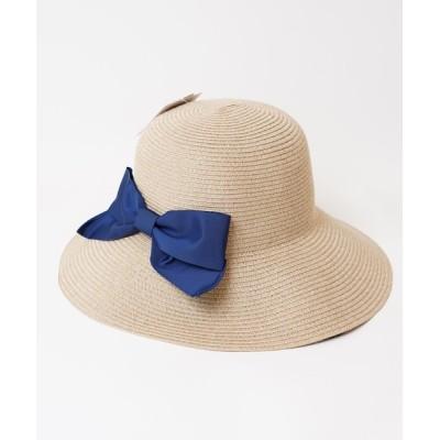 MIG&DEXI / Mキレイナリボンケープ / M Kireina Ribbon Cape WOMEN 帽子 > ハット