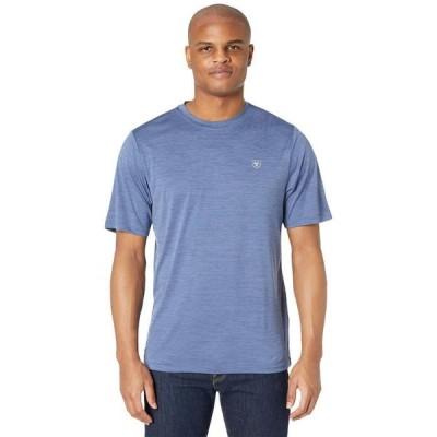 アリアト メンズ シャツ トップス Charger Flag Short Sleeve T-Shirt