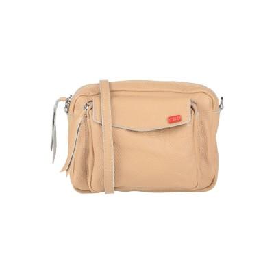 TSD12 メッセンジャーバッグ サンド 革 メッセンジャーバッグ