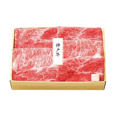 【お歳暮】神戸牛 すき焼・焼肉用【三越伊勢丹/公式】