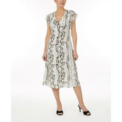 ランドリーバイシェリーシーガル ワンピース トップス レディース Printed dress Python Print