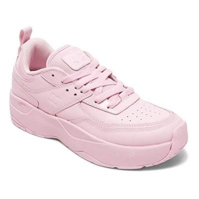 ディーシーシュー E.Tribeka Platform レディース スニーカー Pink