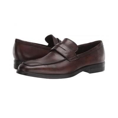 ECCO エコー メンズ 男性用 シューズ 靴 ローファー Melbourne Loafer - Cocoa Brown