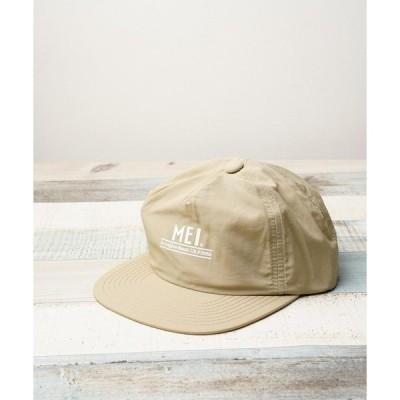 帽子 キャップ MEI NYLON LOGO PRINT CAP(ST)