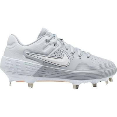 ナイキ Nike レディース 野球 シューズ・靴 zoom hyperdiamond 3 elite Wolf Grey/White/Pure Platinum